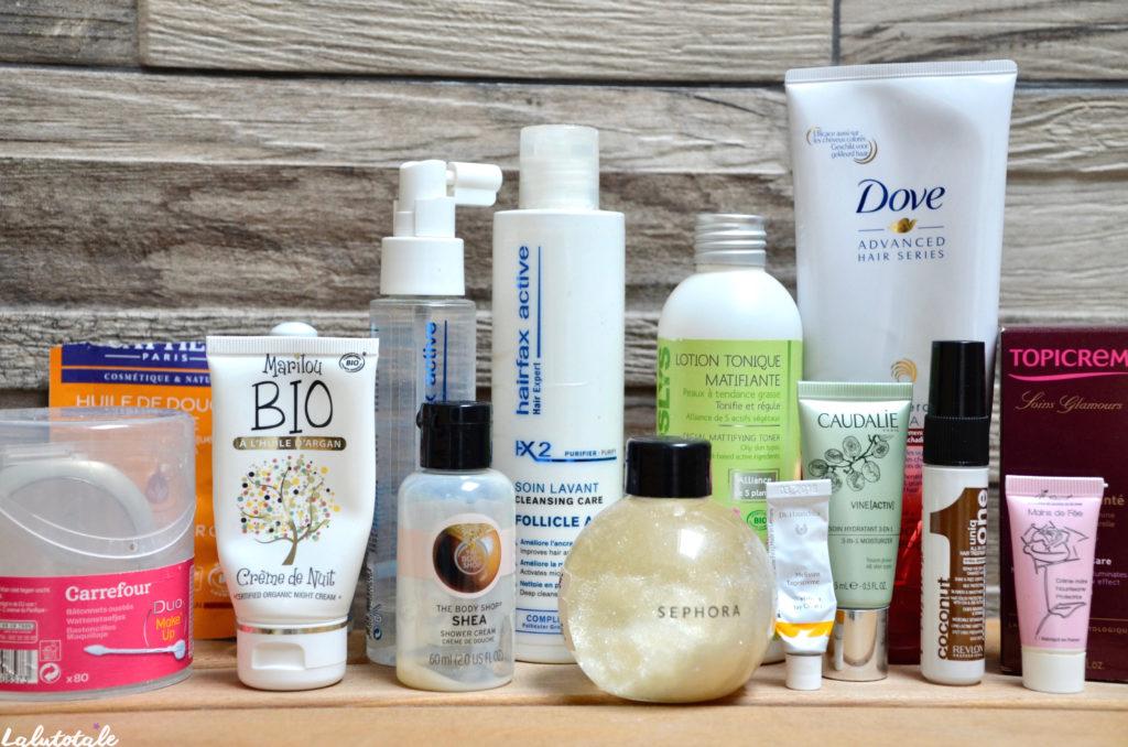 produits beauté cosmétiques disparus terminés février 2019 disparitions