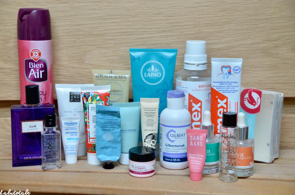 produits beauté cosmétiques disparus terminés mars 2019 disparitions