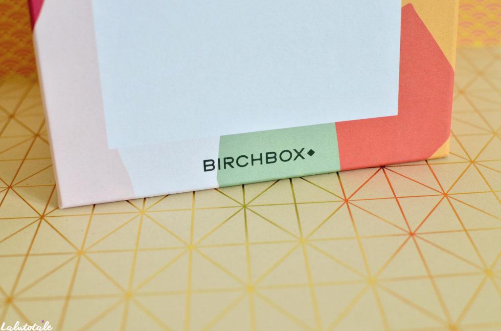 Birchbox mai unboxing beauté magique mantra