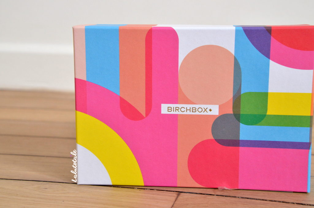 haul boite lettres produits cosmétiques beauté avril birchbox