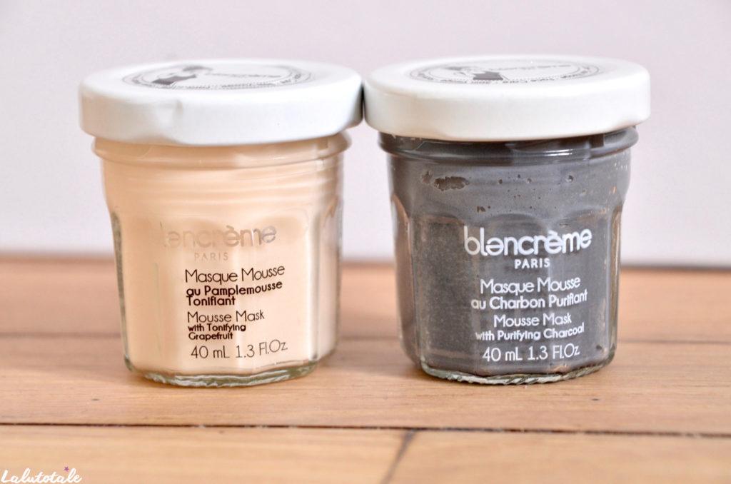 haul boite lettres produits cosmétiques beauté avril blancrème