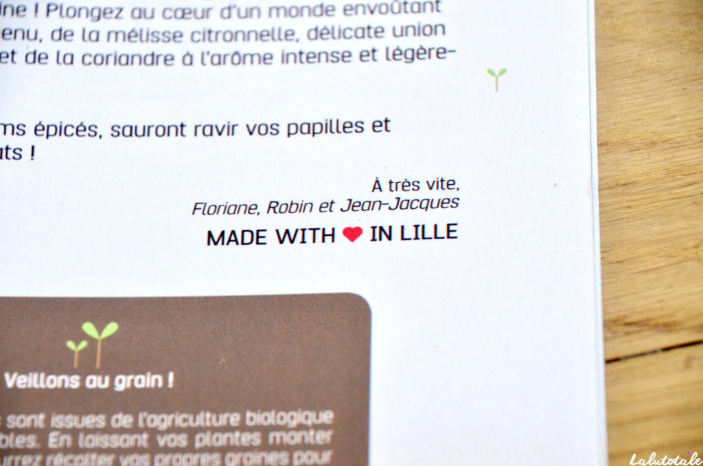 Mon Petit Coin Vert made love Lille