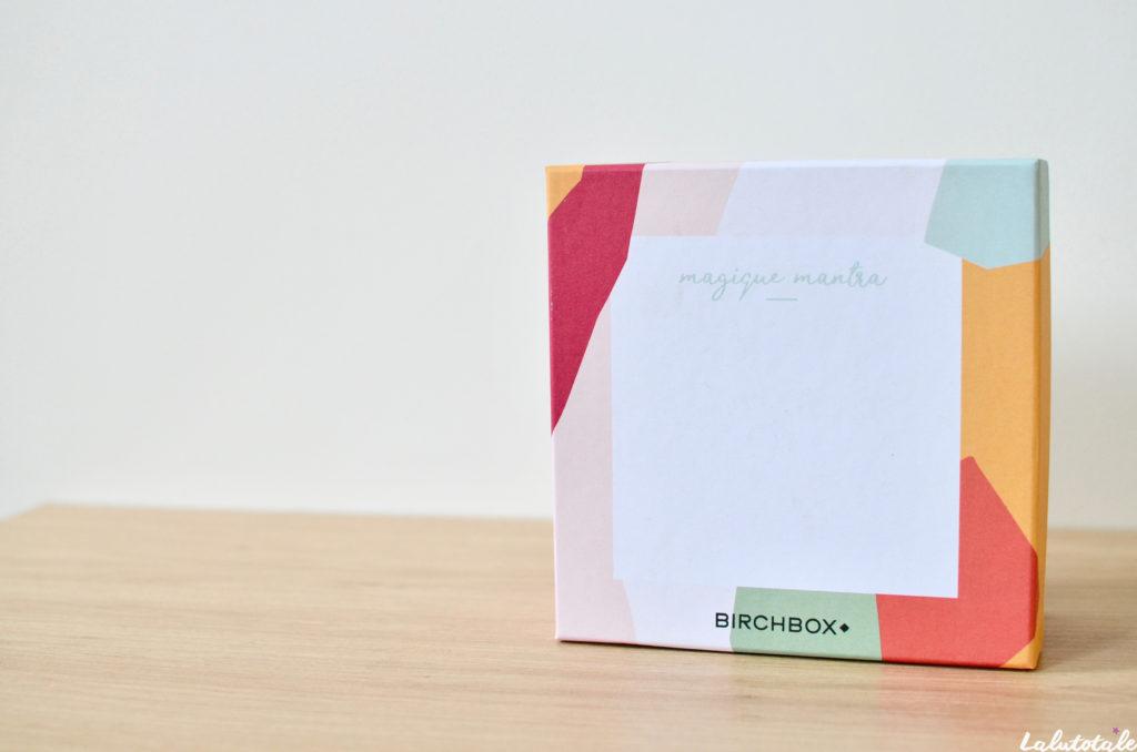 haul boite lettres produits cosmétiques beauté mai