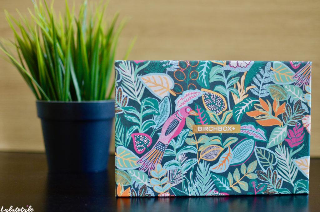 Birchbox Juin 2019 jolie box