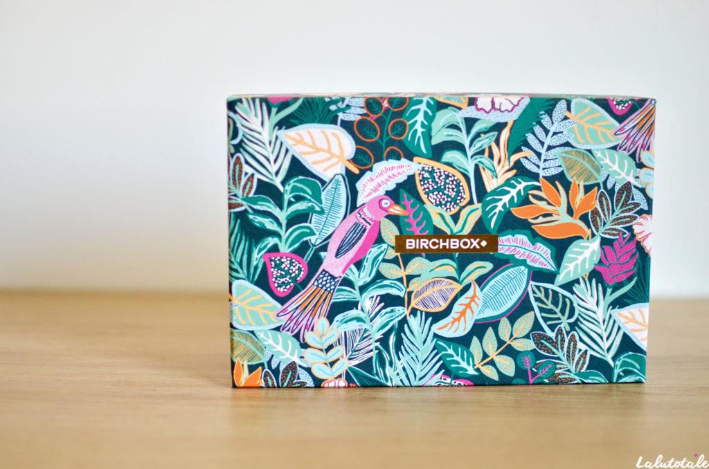 haul boite lettres produits birchbox cosmétiques beauté juin