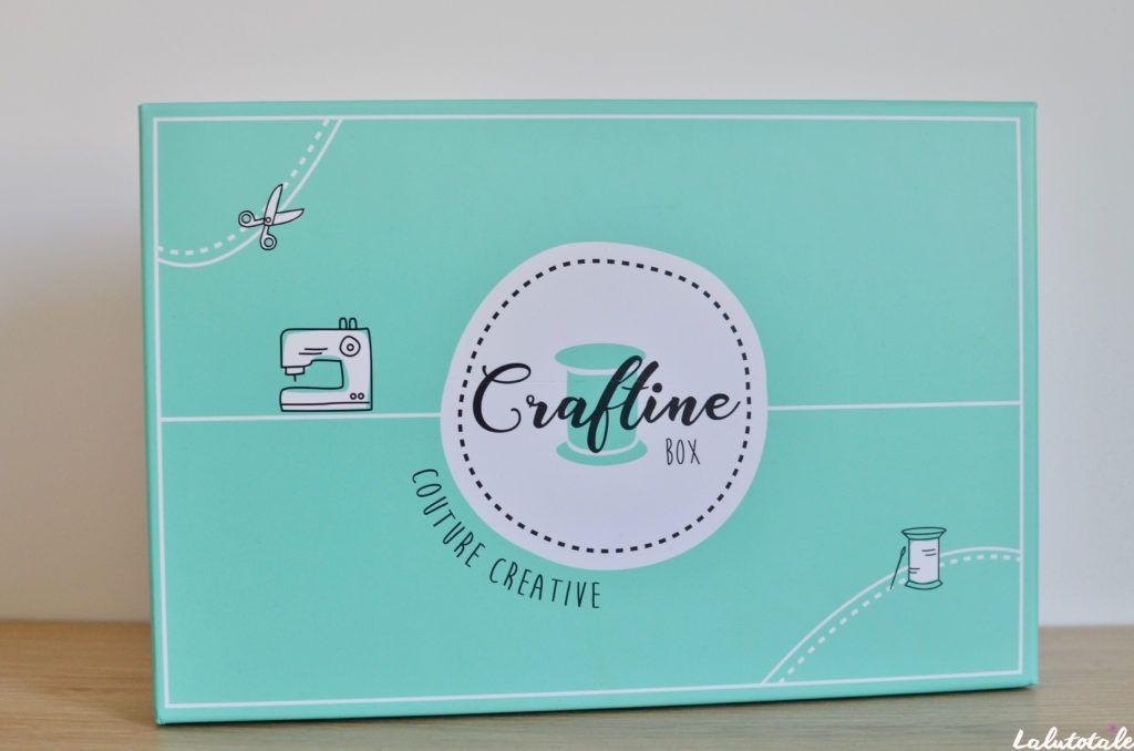 haul boite lettres Craftine box juin