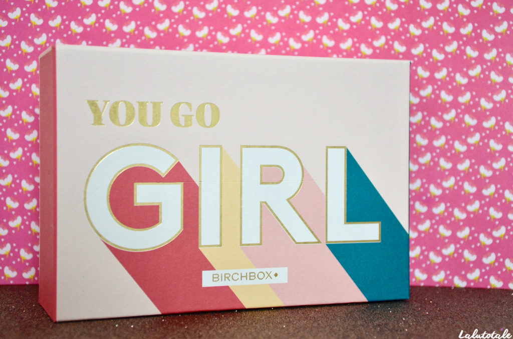 Birchbox You Go girl