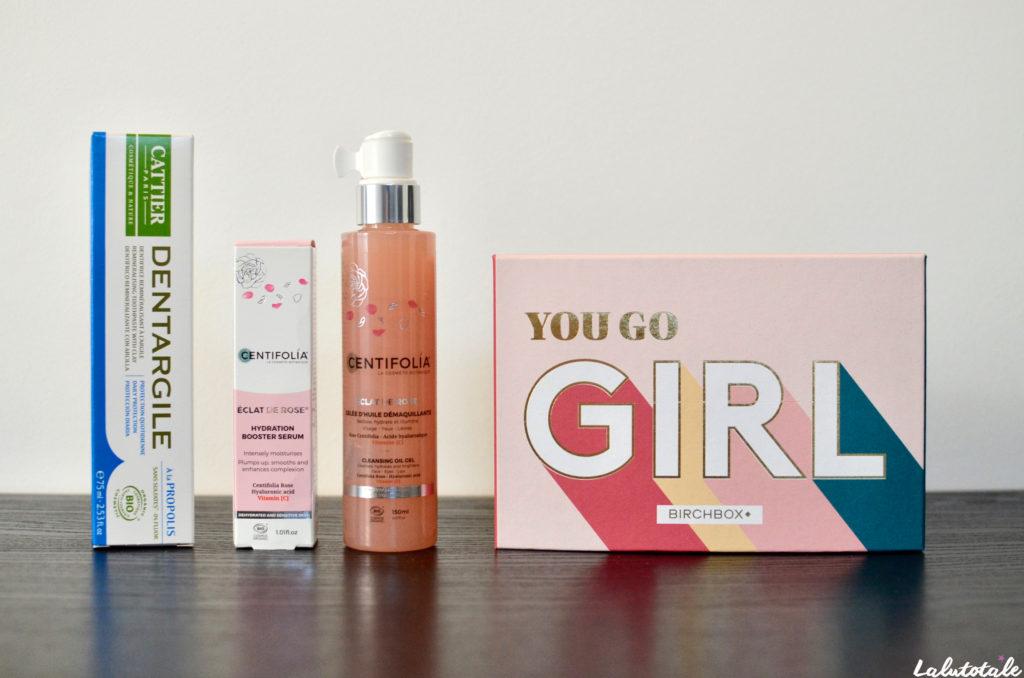 haul boite lettres produits cosmétiques beauté septembre envois partenaires