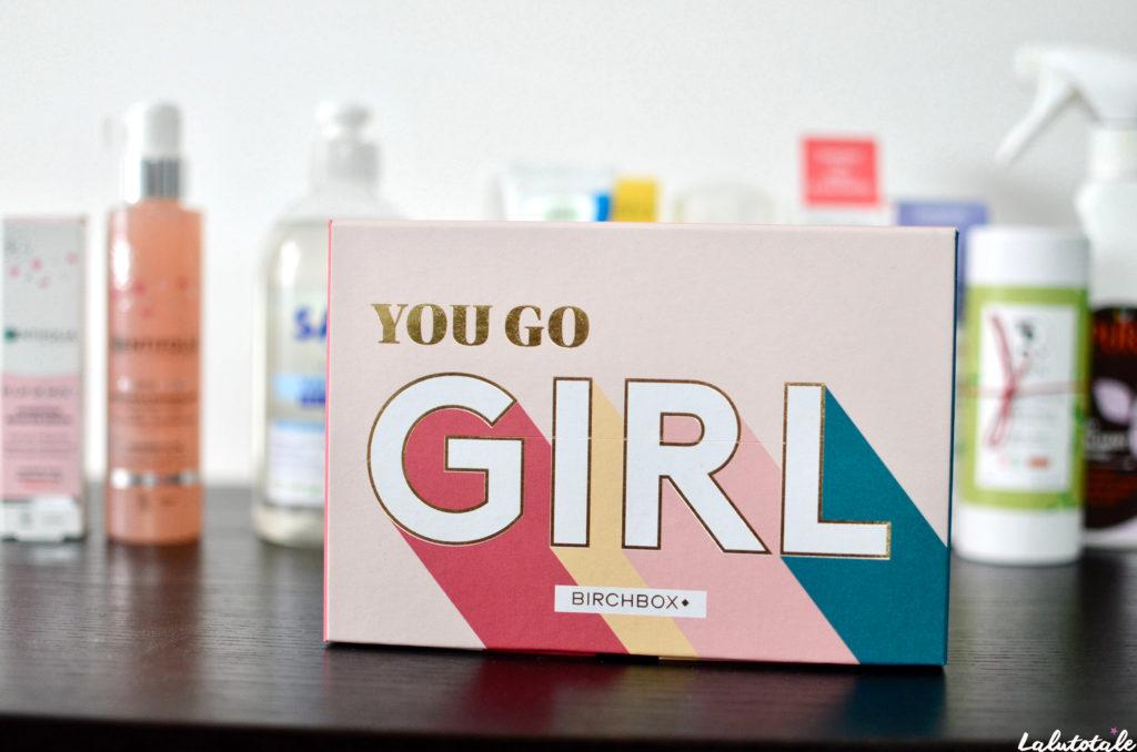haul cosmétiques beauté septembre birchbox
