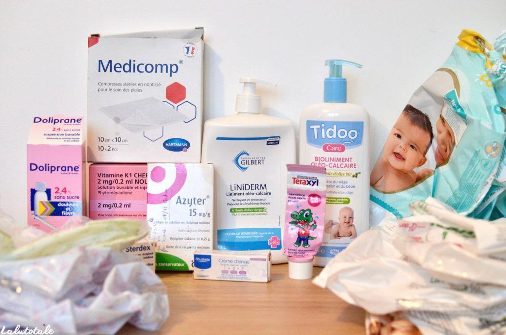 disparitions produits hygiène bébé enfant décembre 2019