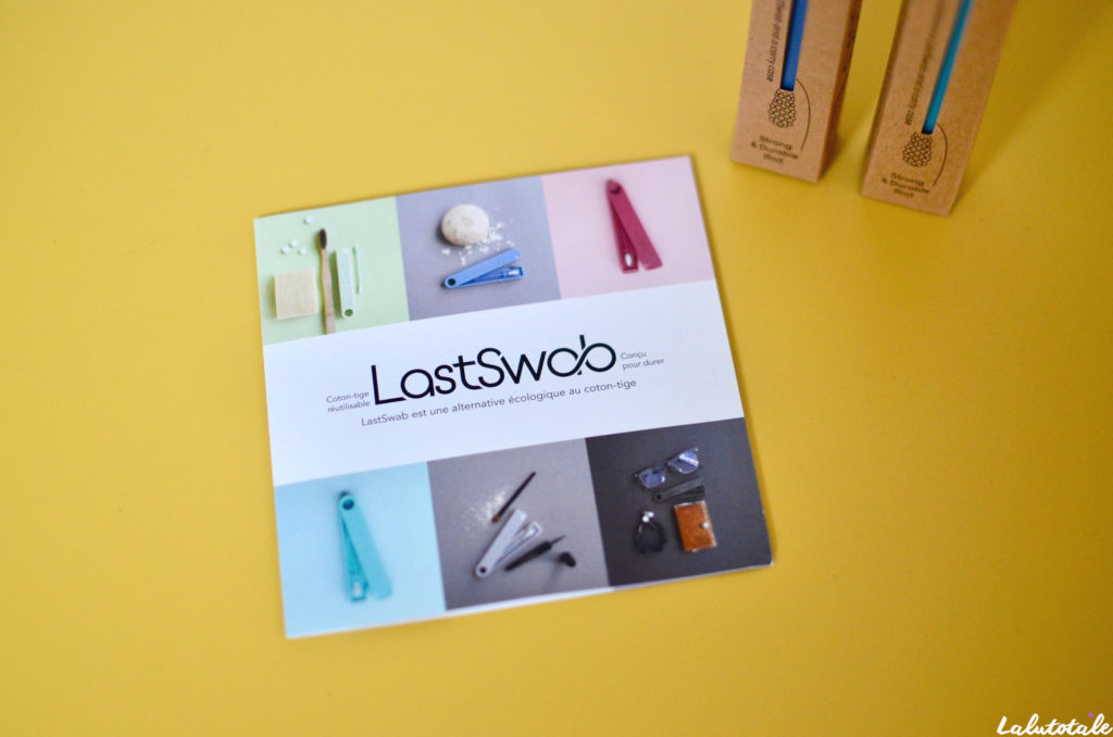 LastSwab coton-tige lavable