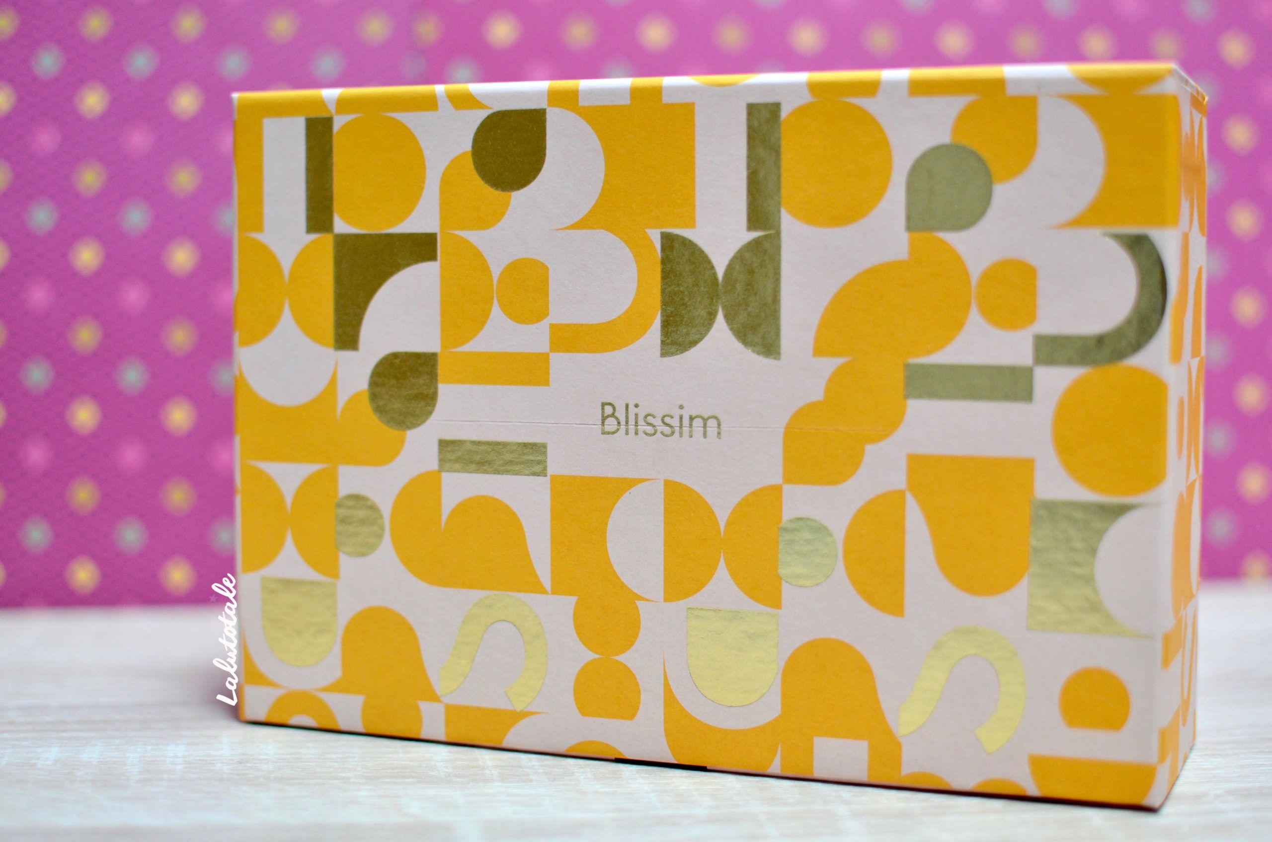 (BIRCHBOX devient BLISSIM) Une première box suBLISSIMe ?