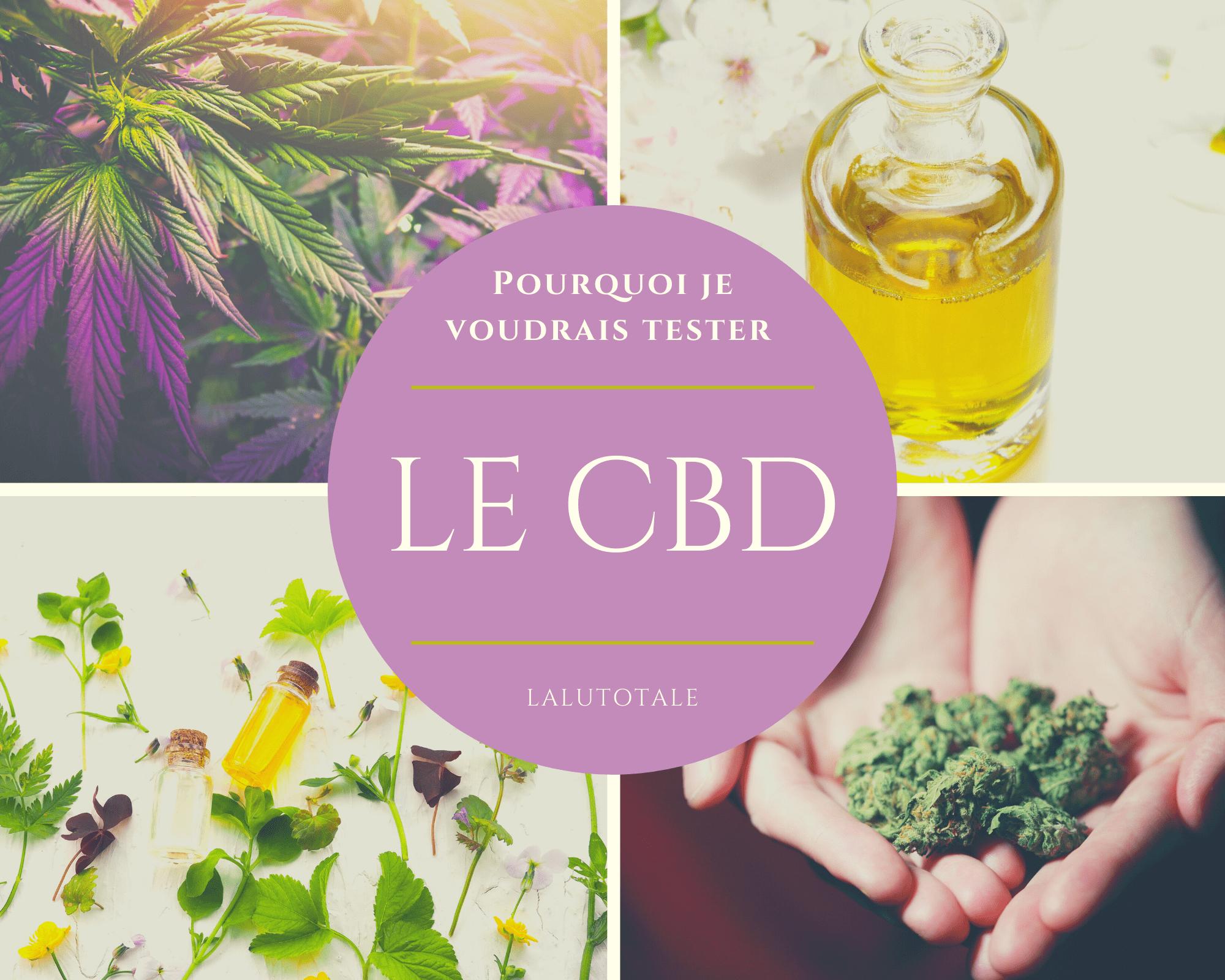Le CBD : du cannabis dans mes cosmétiques et compléments alimentaires ?! 🌿